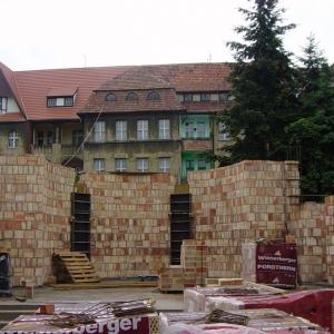 Kolejne etapy budowy (2004)