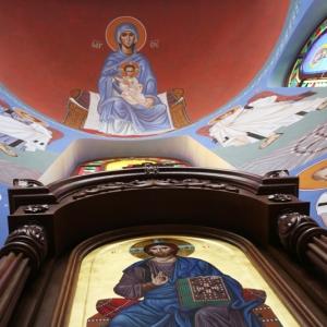 Nowe ikony w naszej cerkwi-2