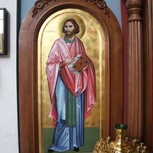 Nowe ikony w naszej cerkwi-8