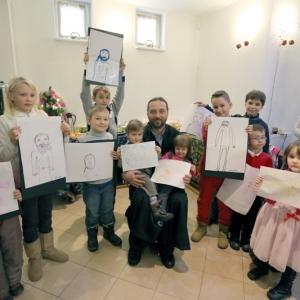 Choinka dla dzieci (13.01.2013) (fot. Maciej Papke)-24