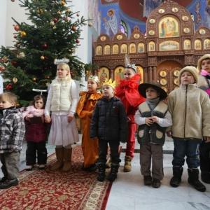 Choinka dla dzieci (13.01.2013) (fot. Maciej Papke)-5