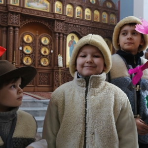 Choinka dla dzieci (13.01.2013) (fot. Maciej Papke)-8