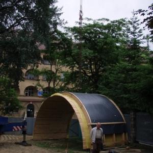 Budowa i osadzenie koleb (04.06.2007)-11