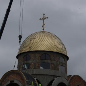 Budowa i osadzenie koleb (04.06.2007)-13