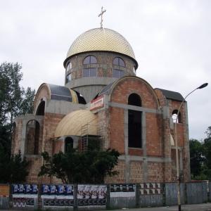 Budowa i osadzenie koleb (04.06.2007)-19