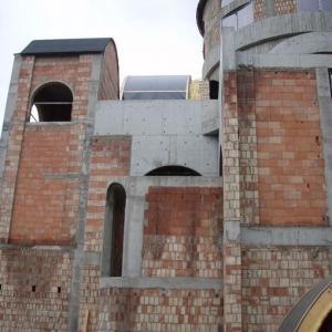 Budowa i osadzenie koleb (04.06.2007)-20
