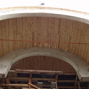 Budowa i osadzenie koleb (04.06.2007)-9