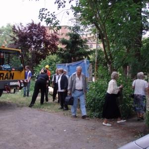 Budowa i ustawienie kopuły (06-07.2006)-4