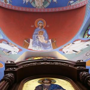 Nowe ikony w naszej cerkwi 2013