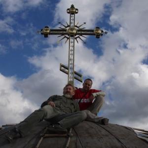 Postawienie Krzyża (14.10.06)-14