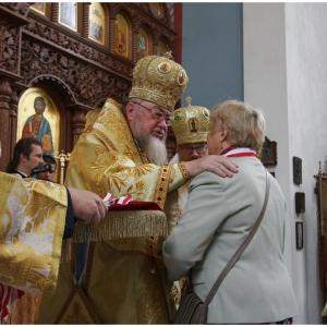 Poświęcenie w obiektywie Jarosława Kaczmarczyka