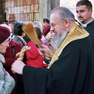 Poświęcenie krzyża (28.10.2006)-13