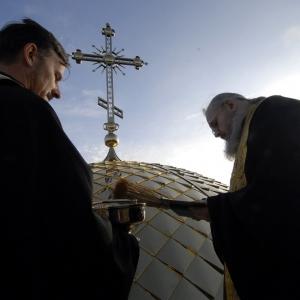 Poświęcenie Krzyża (28.10.06)