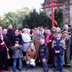 Poświęcenie placu (11.10.2003)-10