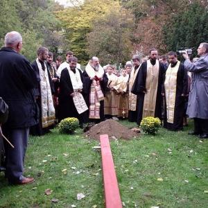 Poświęcenie placu (11.10.2003)-11