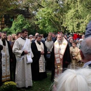 Poświęcenie placu (11.10.2003)-13
