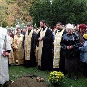 Poświęcenie placu (11.10.2003)-14