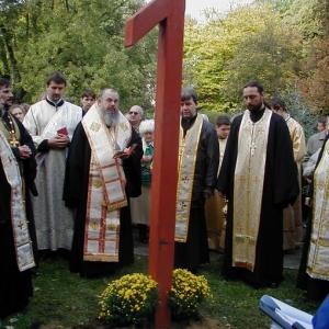 Poświęcenie placu (11.10.2003)-3