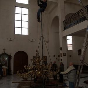 Wieszanie panikadiła (31.12.2009)-14