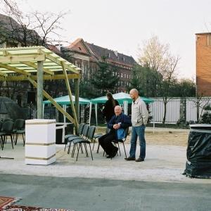 Wmurowanie kamienia węgielnego (04.2004)-2
