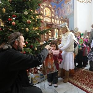 Choinka dla dzieci (13.01.2013) (fot. Maciej Papke)-10
