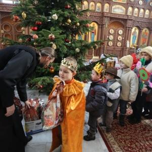 Choinka dla dzieci (13.01.2013)