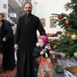 Choinka dla dzieci (13.01.2013) (fot. Maciej Papke)-12