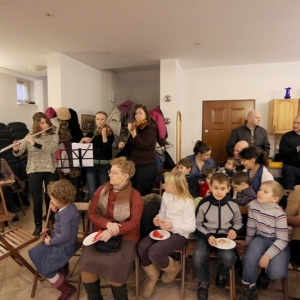 Choinka dla dzieci (13.01.2013) (fot. Maciej Papke)-13