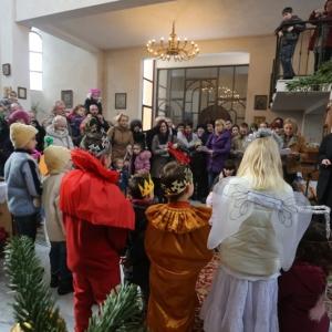 Choinka dla dzieci (13.01.2013) (fot. Maciej Papke)-6