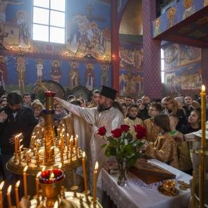 Fotorelacja z XXXI niedzieli - Chrzest Pański, Wielkie poświecenie wody (19.01.2020)_16