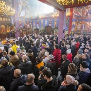 Fotorelacja z XXXI niedzieli - Chrzest Pański, Wielkie poświecenie wody (19.01.2020)_1