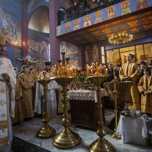 Fotorelacja z XXXI niedzieli - Chrzest Pański, Wielkie poświecenie wody (19.01.2020)_2