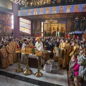 Fotorelacja z XXXI niedzieli - Chrzest Pański, Wielkie poświecenie wody (19.01.2020)_8