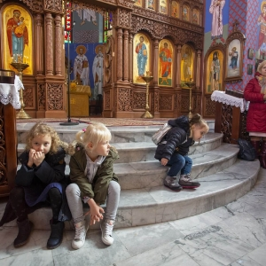 Fotorelacja z XXXI niedzieli - Chrzest Pański, Wielkie poświecenie wody (19.01.2020)_9