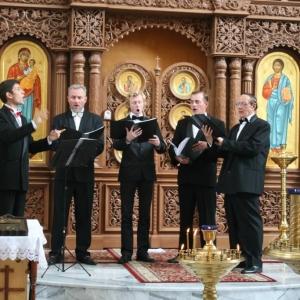 Koncert Męskiego Zespołu Wokalnego z Kaliningradu (25.08.2012)