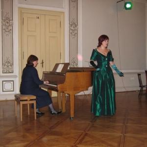 Koncert na rzecz budowy cerkwi (12.09.04)