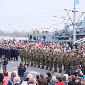 Molebien z okazji 100 rocznicy niepodległości (11.11.2018)