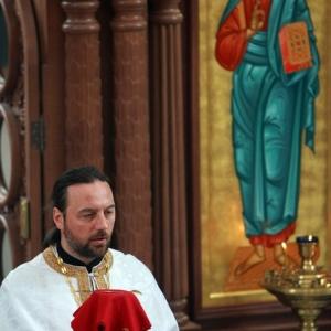 Nabożeństwo żałobne za ofiary katastrofy w Smoleńsku (11.04.2010)-16