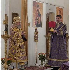 Pierwsza liturgia w nowej cerkwi (2009)-11