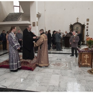 Pierwsza liturgia w nowej cerkwi (2009)-15