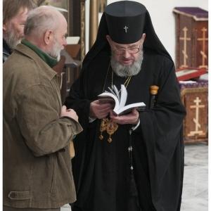 Pierwsza liturgia w nowej cerkwi (2009)-17