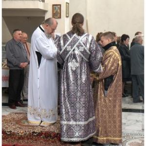 Pierwsza liturgia w nowej cerkwi (2009)-18