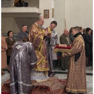 Pierwsza liturgia w nowej cerkwi (2009)-20