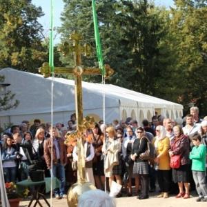 Poświęcenie Krzyża w Monasterze św. Jerzego (14.09.2013)_1