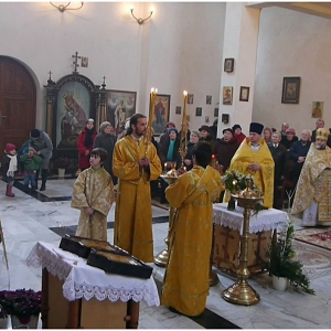 Święto św. Mikołaja  (19.12.2011)