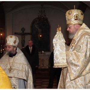 Święto św. Mikołaja. Ostatnie w starej cerkwi (2008)
